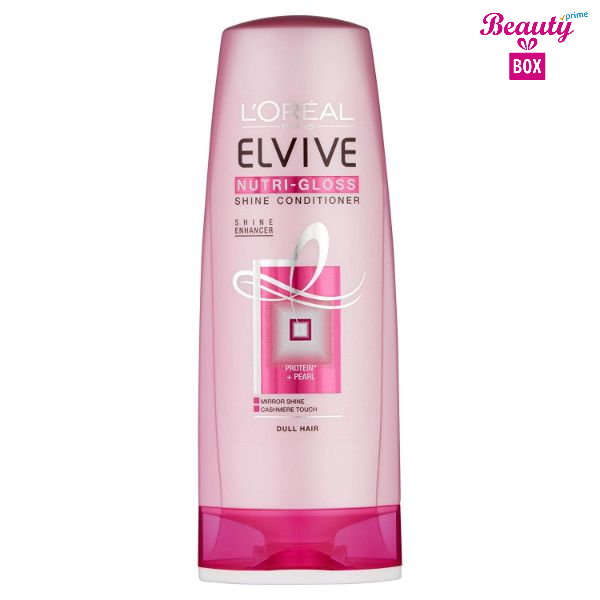 L'oreal Paris Elvive Nutrigloss Conditioner - 250 Ml 1