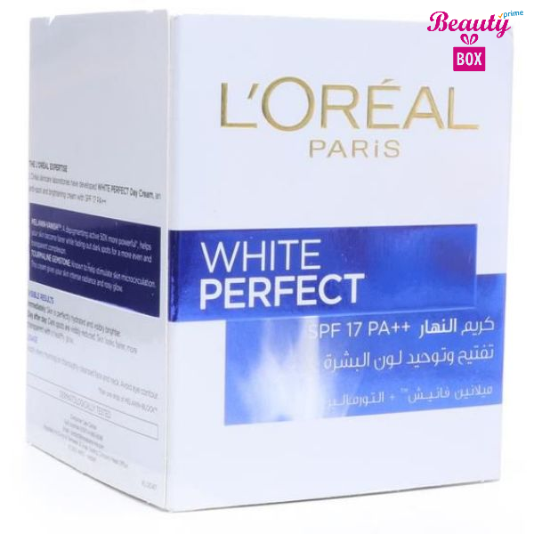 Loreal White Perfect Day Cream Spf 17 50ml 1
