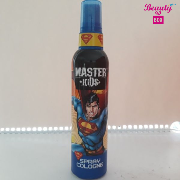 Master Kids Superman Cologne Spray - 100 Ml