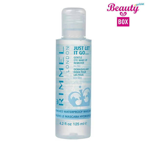 Rimmel Eye Makeup Remover - 1
