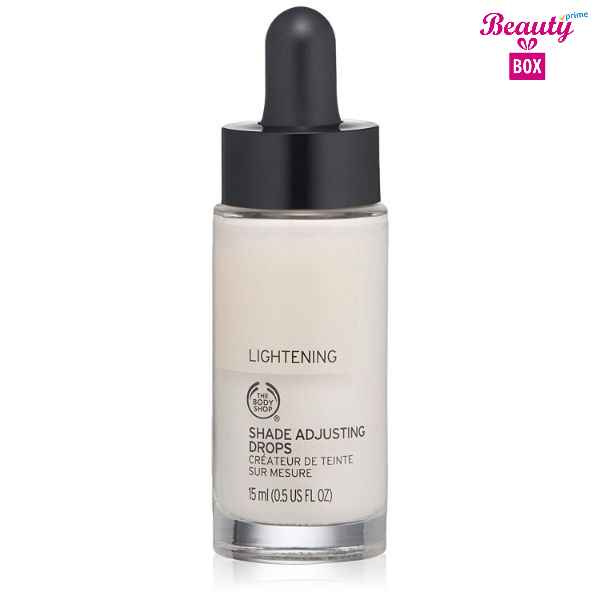 The Body Shop Shade Adjusting Drops, Lightening, 0.5 Fluid Ounce-1
