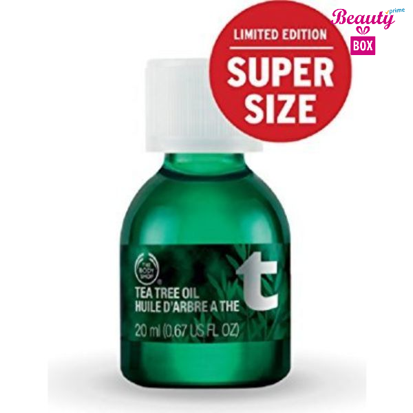 The Body Shop Tea Tree Oil- 20Ml 1