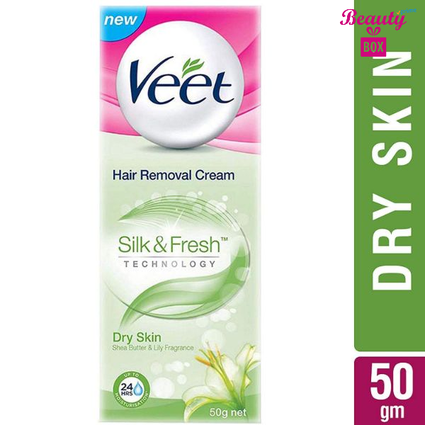 Veet Hair Removal Cream Dry Skin - 50 ML