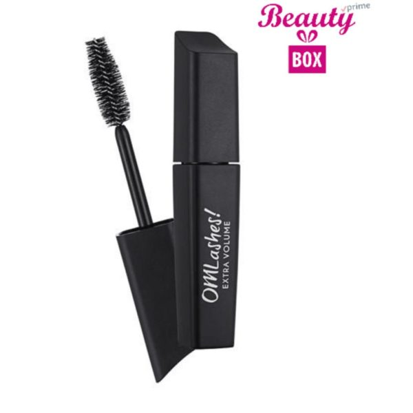 Flormar Extra Volumizing Mascara - Black