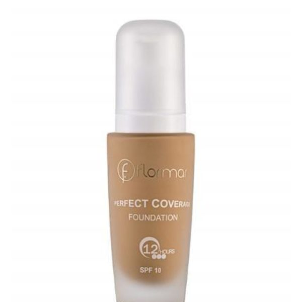 Flormar Perfect Coverage Foundation - 108 Honey
