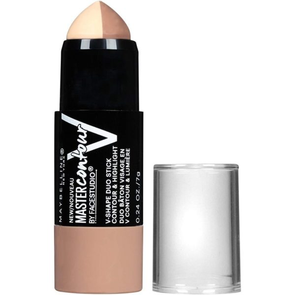 Maybelline Master Contour V-Shape Duo Stick - 01 Light