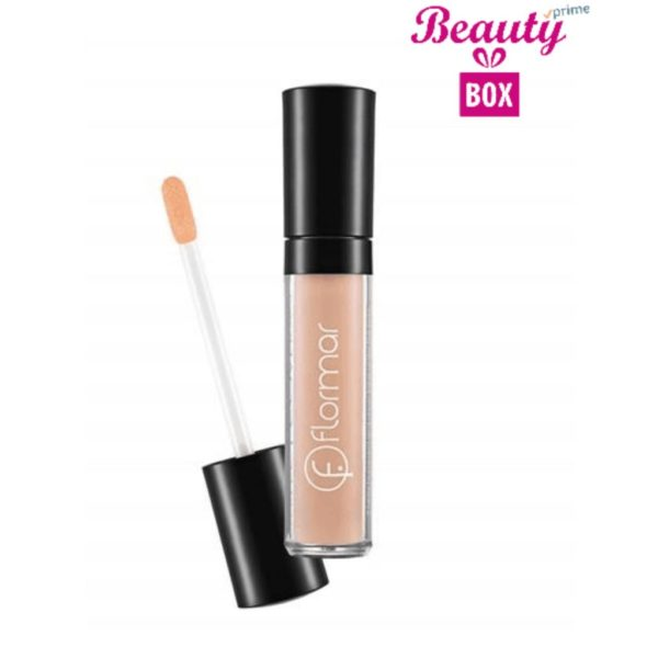 Flormar Perfect Coverage Liquid Concealer - 002 Ivory