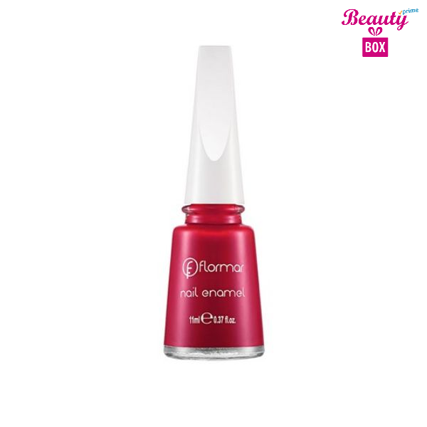 Flormar Nail Enamel - 127 Berry Nuances-bright