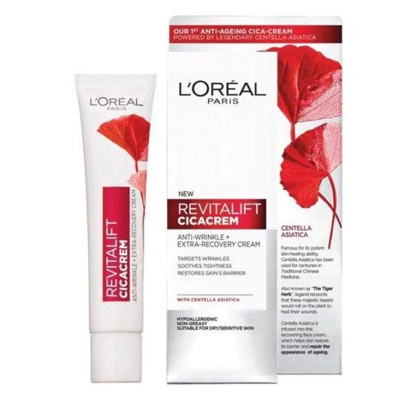 Loreal Revitalift Cica Cream
