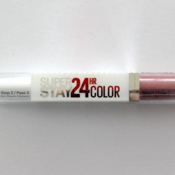 Maybelline Super Stay 24 Hr 2 Step Gloss - 585 Burgundy