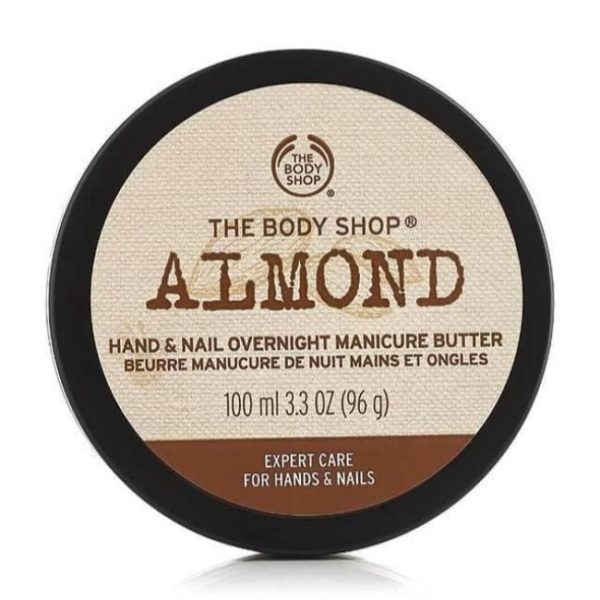 The Body Shop Almond Hand & Nail Butter - 100Ml