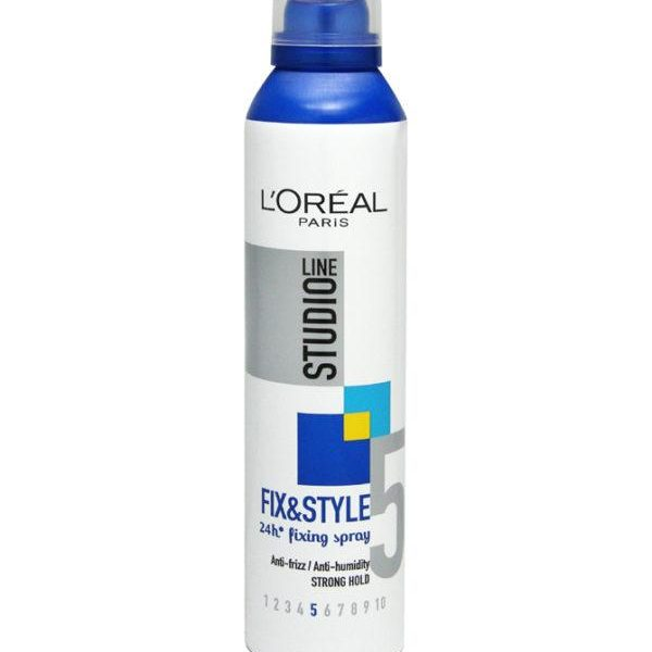 Loreal Studio 24H Fixing Spray 250Ml