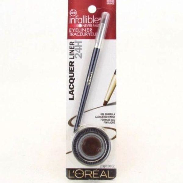 Loreal Infallible 24Hr Never Fail Eyeliner No 174 Color Bronzer