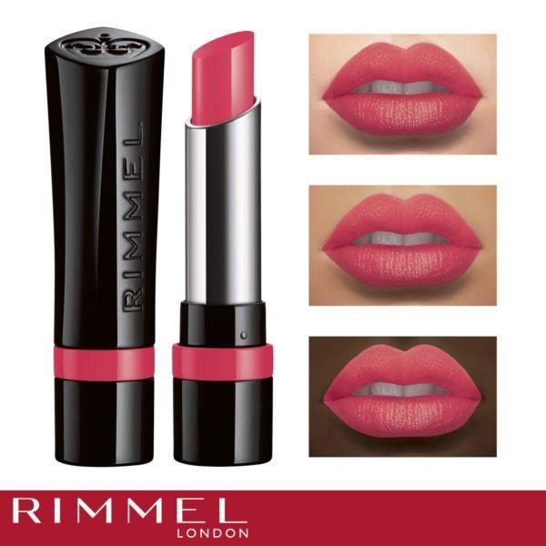 Rimmel The Only 1 Lipstick - 110 Pink A  Punch