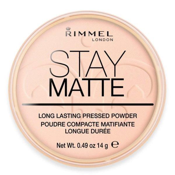 Rimmel Stay Matte Pressed Powder - 002 Pink Blossom