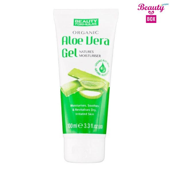 Beauty Formulas Aloe Vera Gel – 100Ml