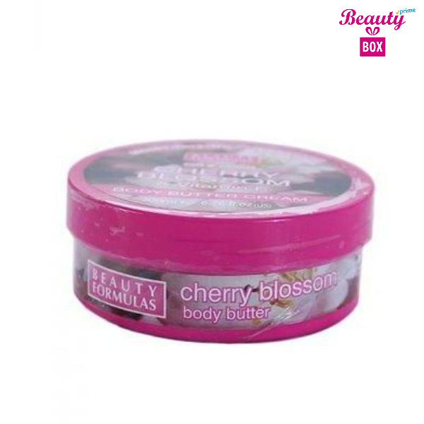 Beauty Formulas Cherry Blossom Butter Cream – 200Ml
