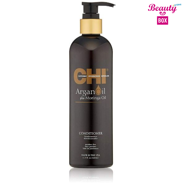 CHI Argan Oil Conditioner -11.5 Fl Oz-1