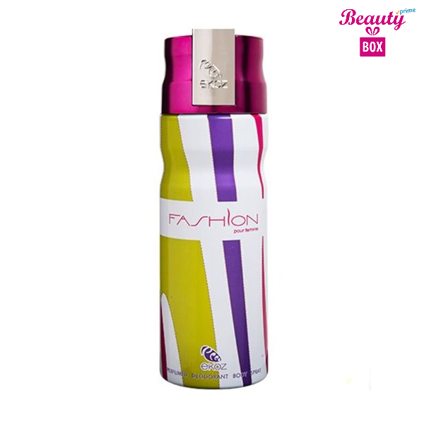 Ekoz Fashion Body Spray – 200 Ml