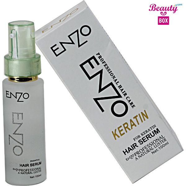 Enzo Professional Keratin Hair Serum - 100 Ml