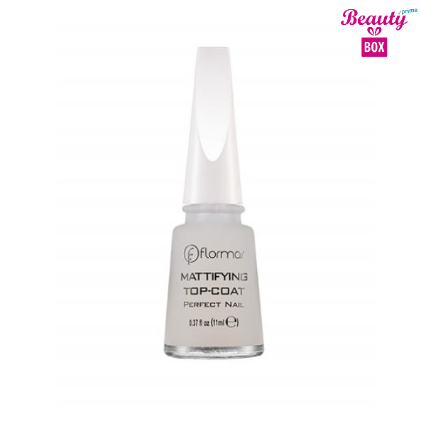 Flormar Matifying Top Coat Perfect Nail