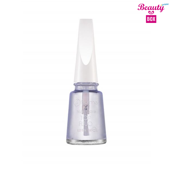 Flormar Nail Care Top Fluo