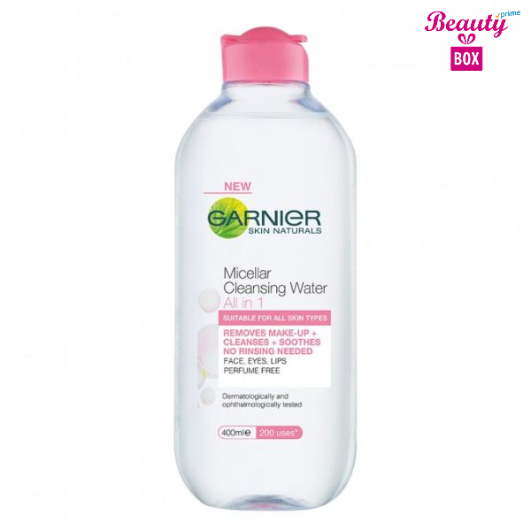Garnier Micellar Cleansing Water - 200Ml-1