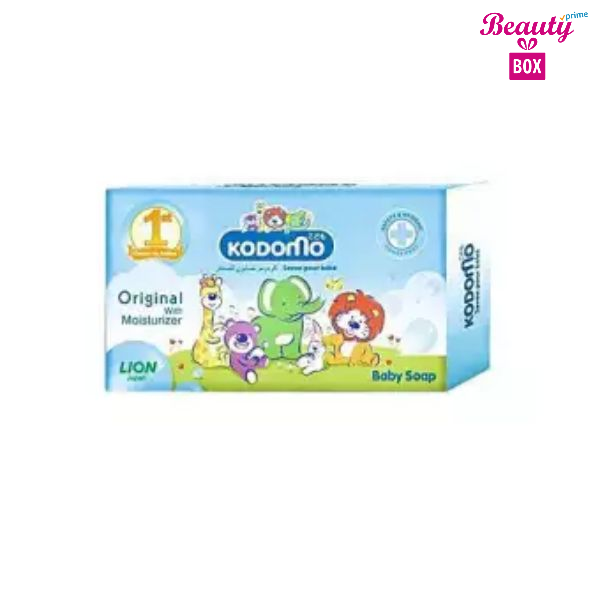 Kodomo Baby Bar Soap Original - 75G