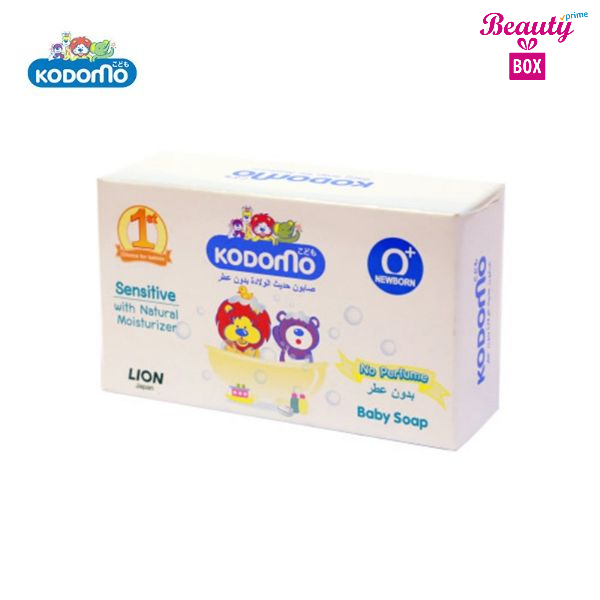 Kodomo Bar Soap Newborn - 90G