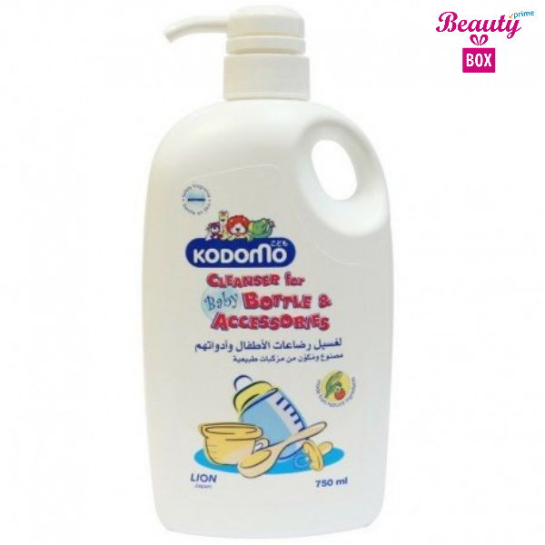 Kodomo Cleanser For Baby Bottle And Accessories - 750 Ml