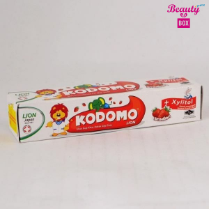 Kodomo Strawberry Tooth Paste - 40G