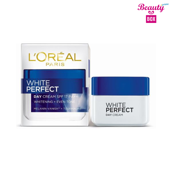L'Oreal Paris White Perfect Day Cream-1