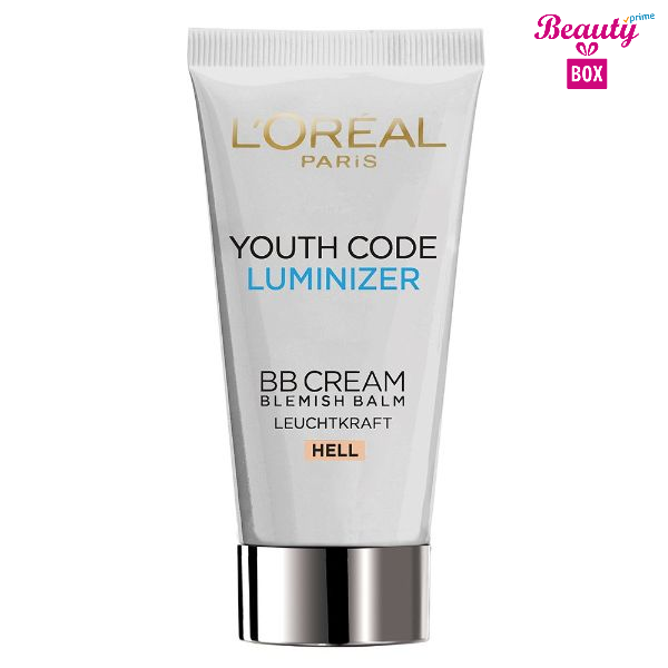 L'Oreal Paris Youth Code Luminizer Cream Light 50 ml-1