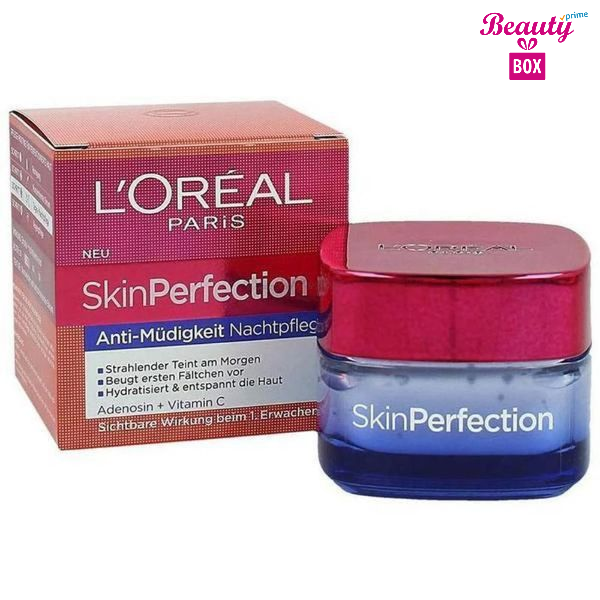 L'Oreal Skin Perfection Night Cream (1)