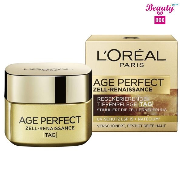 L'oréal Paris Age Perfect Cell-renaissance Day Cream - 50 Ml-2