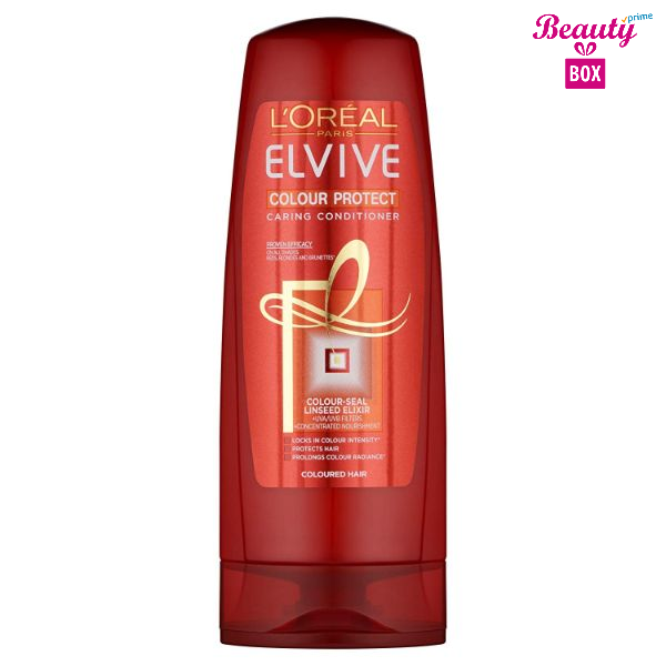 L'oreal Paris Elvive Colour Protect Conditioner- 250Ml-1