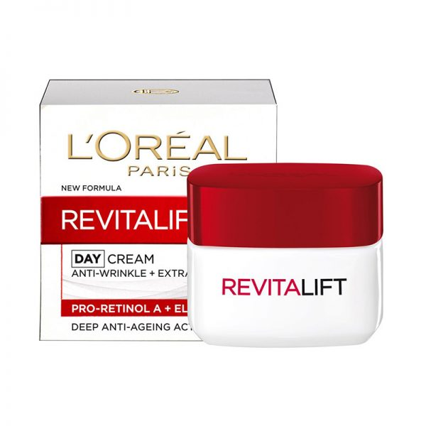 Loreal Revitalift Moisturizing Day Cream - 50Ml 1
