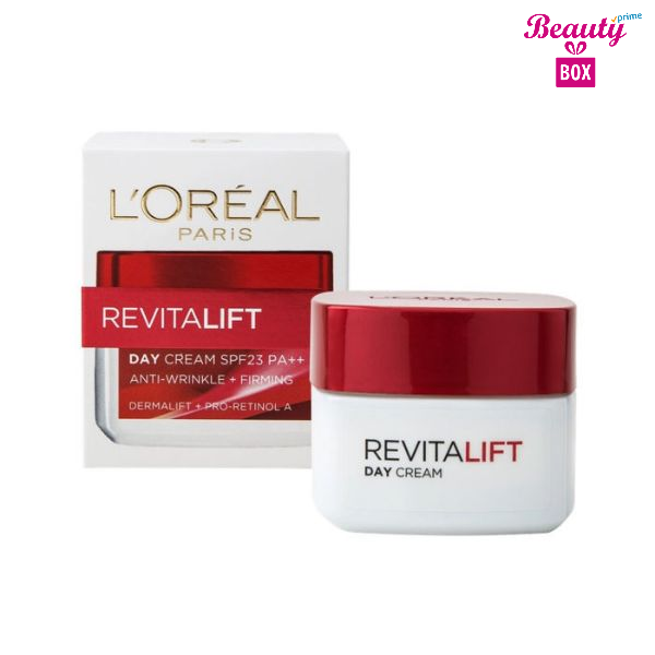 Loreal Revitalift White Day Cream - 50 Ml 1 (1)