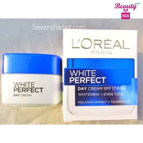 Loreal White Perfect Moisturizing Day Cream - 50 Gram 1 (1)