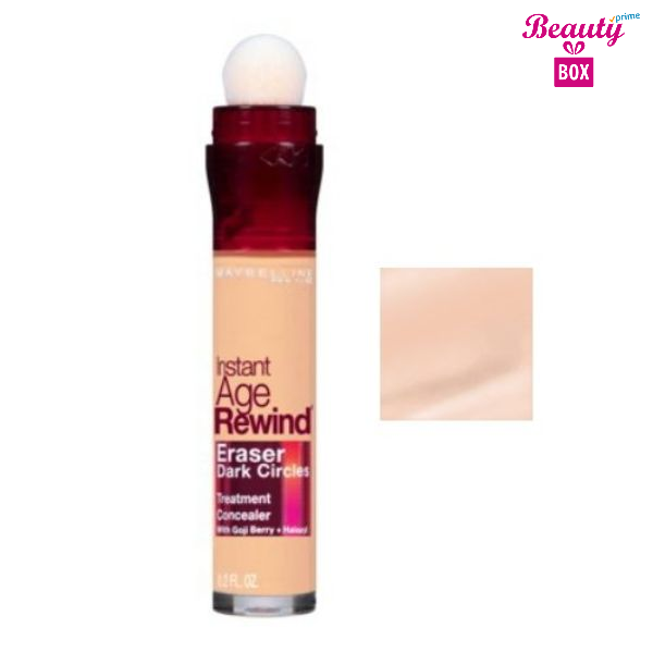 Maybelline Instant Age Rewind Concealer 110 fair-3