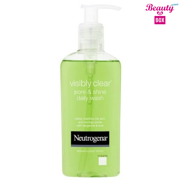 Neutrogena Visibly Clear Daily Face Wash - 200Ml