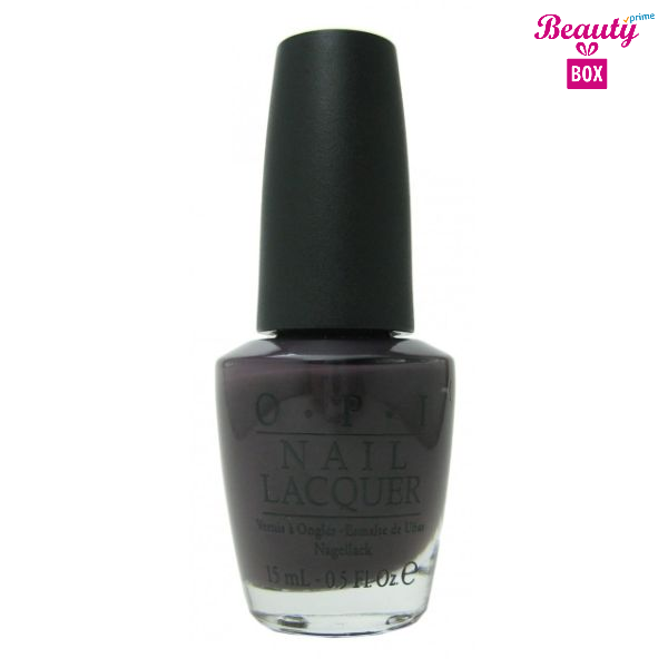 OPI Nail Lacquer- I Brake For Manicures-1