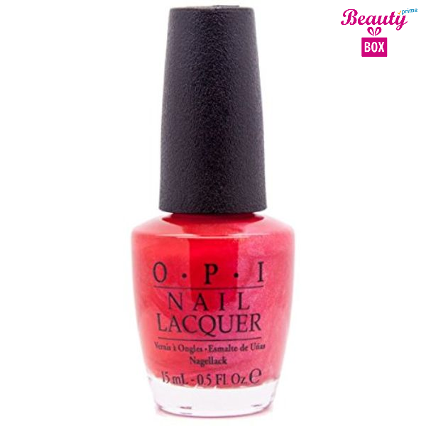 Opi Nail Lacquer- Ladies And Magenta Men 15Ml-1