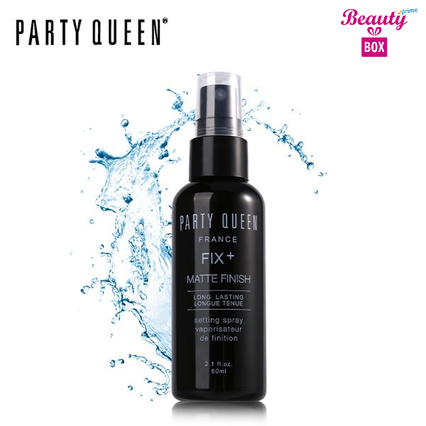 Party Queen Setting Spray - 60 Ml