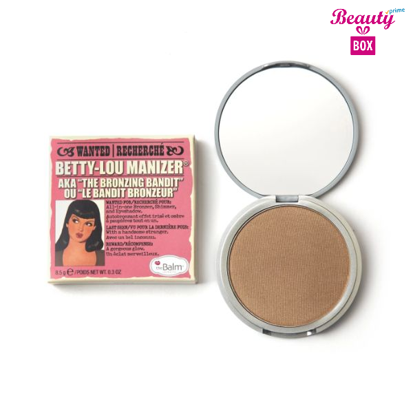 The Balm Betty Lou Manizer- Bronzer Shadow