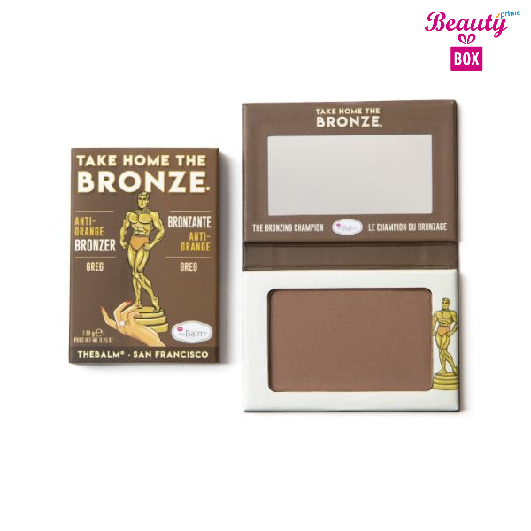 The Balm Bronzer-Greg Dark