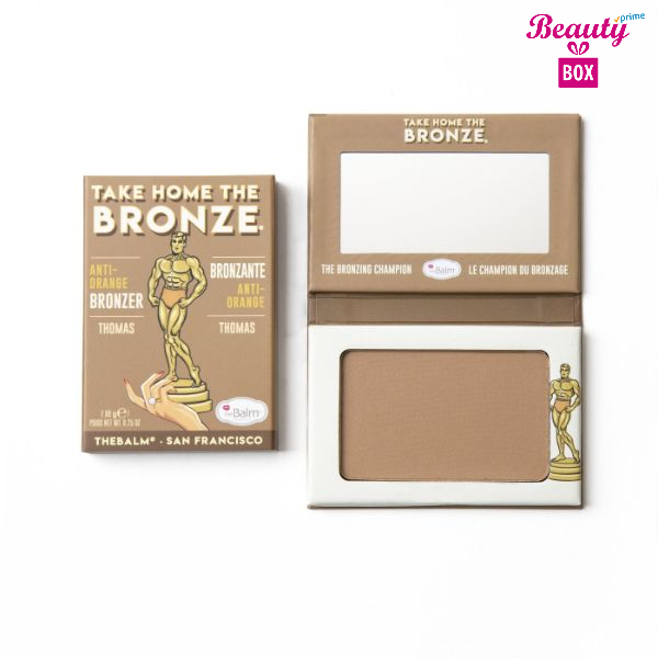 The Balm Bronzer-Thomas Medium