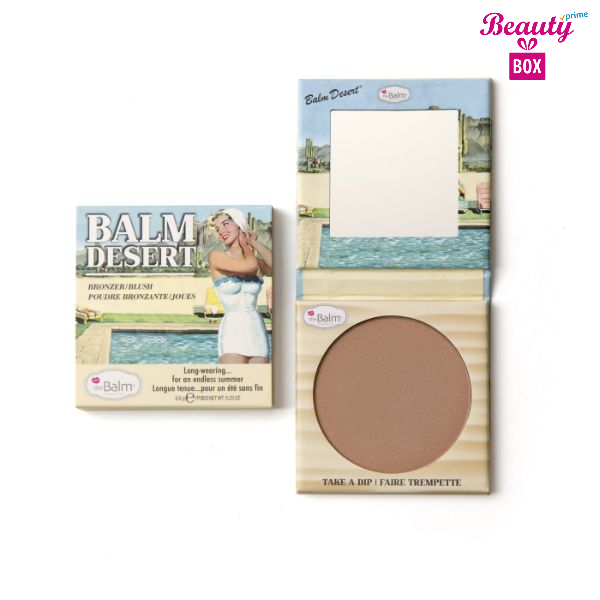 The Balm Blush- Desert
