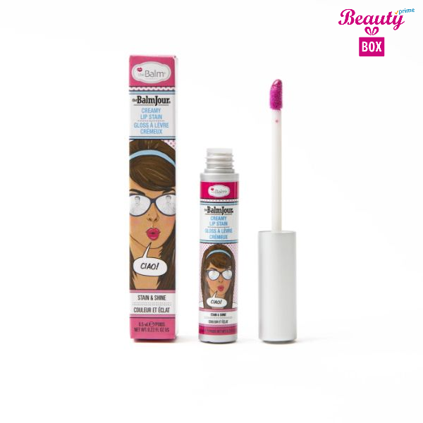 The Balm Jour Creamy Lip Stain-Ciao