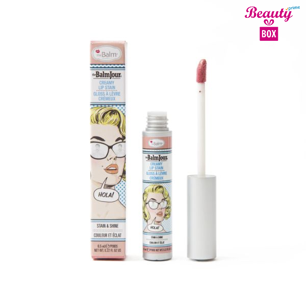 The Balm Jour Creamy Lip Stain-Hola